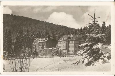 ŠPIČÁK - hotel Prokop - Šumava - Železná Ruda - Klatovy