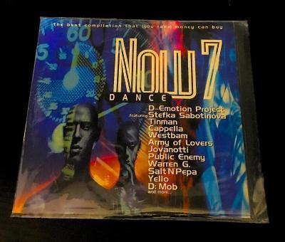 2LP- VA - NOW DANCE 7. - Top Hits´1994 (Capella, Marusha, Mark´Oh....)