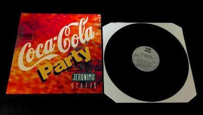 LP- VA - COCA COLA PARTY MIX´1994 (Cappella, Maxx, E-Type,Ice Mc, U96)