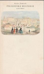Alois Jirásek Filosofská historie ilustrace Karel Muller
