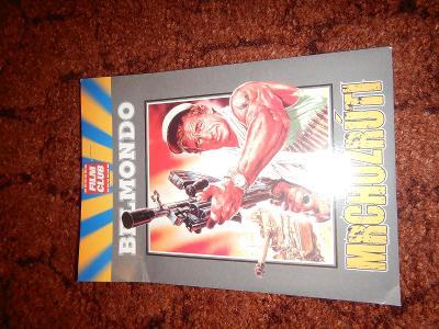 DVD Mrchožrouti Belmondo