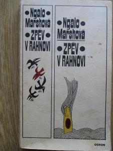 Marshová Ngaio - Zpěv v ráhnoví  (1. vydání)