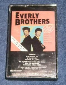 MC - The Everly Brothers - 24 Original Classics
