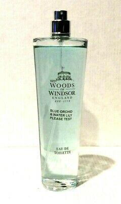 Woods Of Windsor Blue Orchid & Water Lily 100ml Edt Tester.