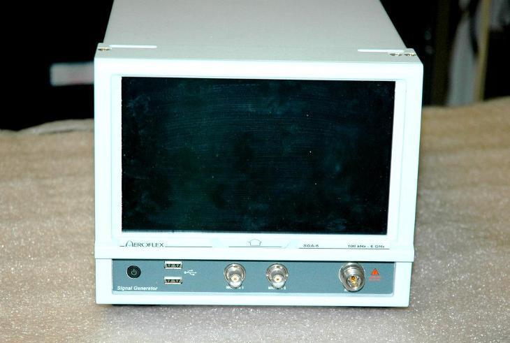 Aeroflex SGA-6, signalní generátor - Elektronika