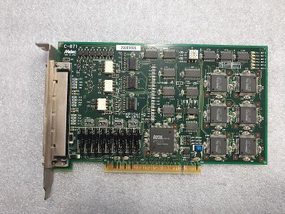 Melec C-871 KP1261-2, Motor Controller PCI