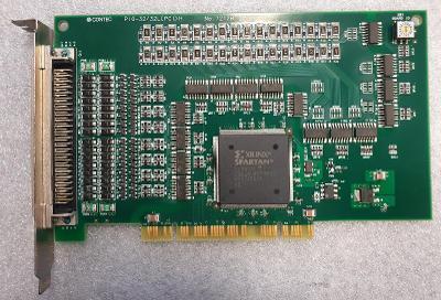 I/O Karta Contec PIO-32/32L(PCI)H Digital I/O PCI card 32ch/32ch
