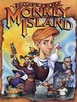 ***** Escape from monkey island ***** (PC)