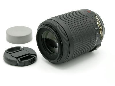NIKON AF-S Nikkor 55-200mm ED VR