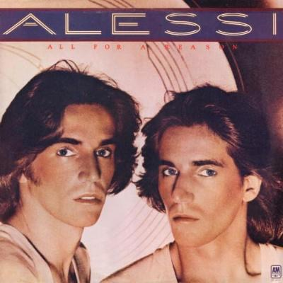 LP- ALESSI - All For A Reason (album)´1977 / A&M Rec. Netherlands