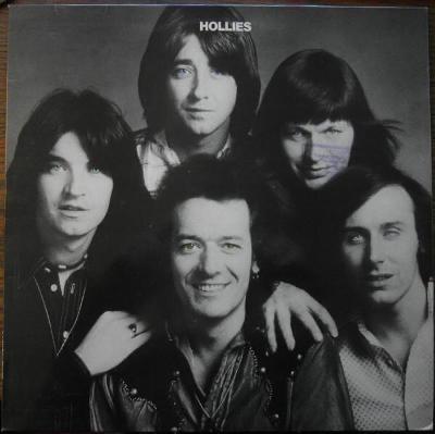 LP- THE HOLLIES - Hollies (album)´1974 UK Press / Polydor Rec.