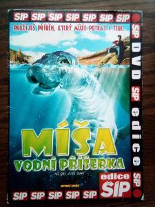 DVD Míša vodní příšerka