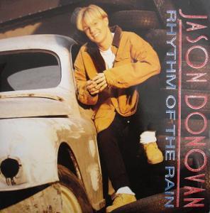 "LP- JASON DONOVAN - Rhythm Of The Rain (12""Maxi singl)´1990 UK Press"