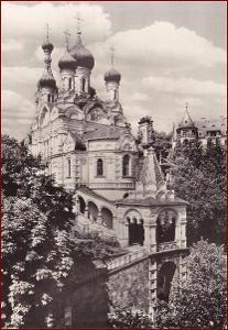 Karlovy Vary * pravoslavný kostel, sakrální architektura * V1022