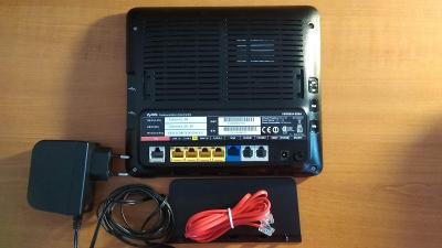 Duální VDSL/3G wifi N gigabit modem ZyXEL VMG8924-B30A s USB