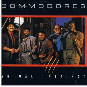 """COMMODORES - ANIMAL INSTINCT 7"""" SP"""