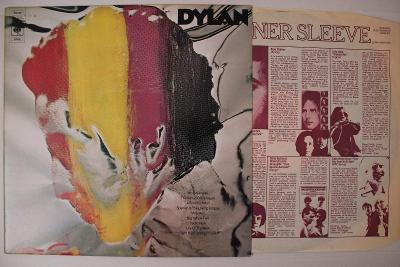 Bob Dylan – Dylan LP 1973 vinyl UK 1.press top stav EX