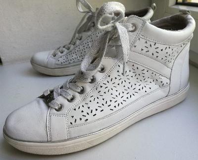 Kožené sportovní boty zn. Caprice vel. 40,5