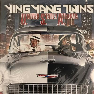 2LP- YING YANG TWINS - U.S.A. United State Of Atlanta (album)´2005 USA