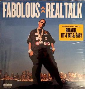 2LP- FABOLOUS - Real Talk (album)´2004 USA Pressing