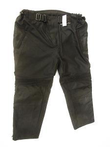 Textilní kalhoty zkrácené- vel. 3XL/58, pas: 106 cm
