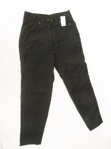 Textilní kalhoty dámské prodloužené LOUIS- vel. 30, pas: 76 cm