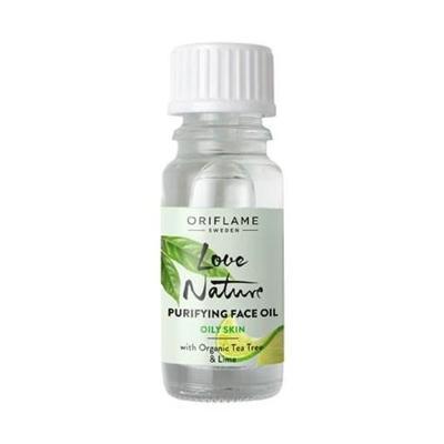 Čisticí olej s bio čajovníkem a limetkou Love Nature Oriflame 34849