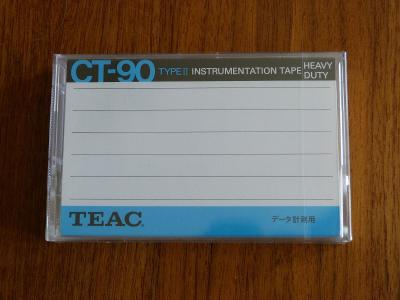 kazeta Teac CT-90 , typ II