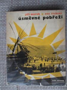 Marek Jiří & Richter Ota - Úsměvné pobřeží (1. vydání)