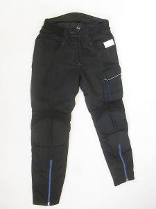 Textilní kalhoty HEIN GERICKE- vel. L/52, pas: 86 cm