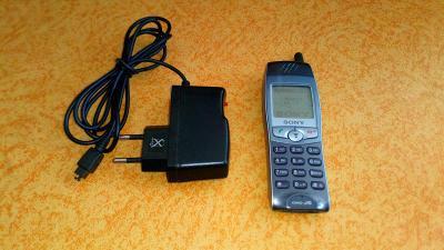 Mobilní telefon Sony CMD-J6