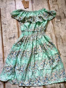 Nové! Šaty s volánem vel. M/38