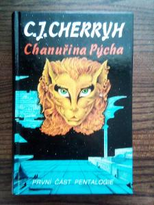 Kniha Chanuřina Pýcha C.J. Cherryh