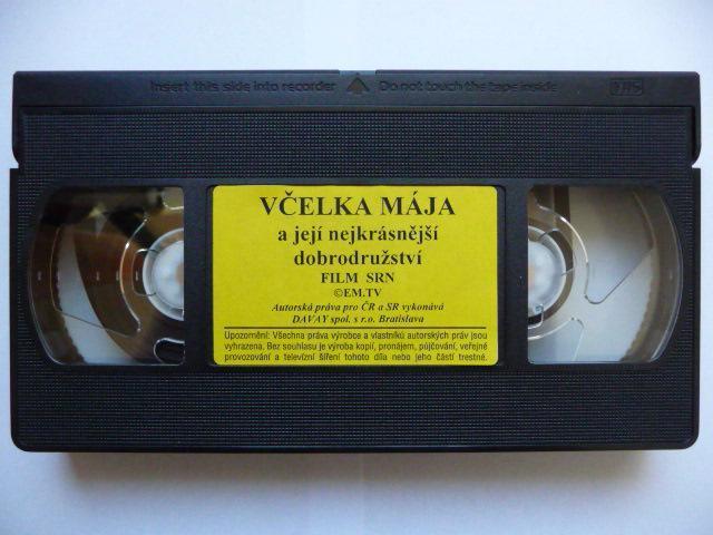 Včelka Mája a její nejkrásnější dobrodružství - SRN 1975 - Film