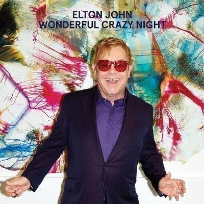 LP- ELTON JOHN - Wonderful Crazy Night´2016 NOVÉ