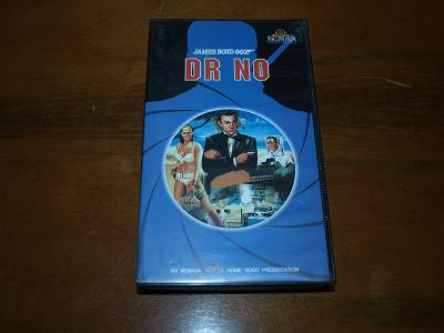 Dr NO - James Bond 007, VHS