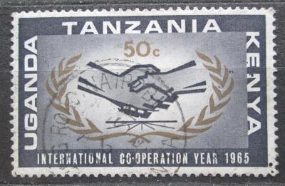 K-U-T 1965 Rok mezinárodní spolupráce Mi# 145 1320