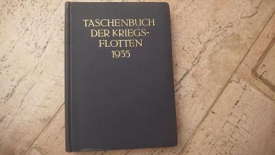 Vojenská kniha o lodích a ponorkach  z roku 1935