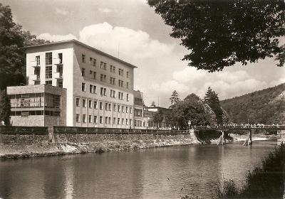 TEPLICE NAD BEČVOU - lázně - Hranice - Přerov