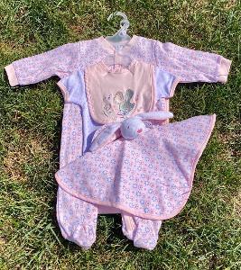 Dárkový set oblečení pro miminko