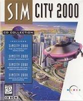 ***** Sim city 2000 CD collection ***** (PC) VELKÁ KRABICE