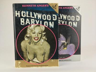 HOLLYWOOD BABYLON I a II - Kenneth Anger´s