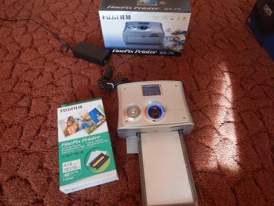 Termosublimační fototiskárna 10x15cm Fujifilm QS-70 tiskárna na fotky