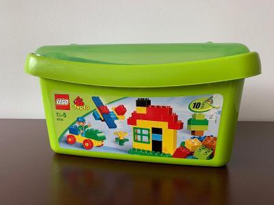 Lego Duplo 5506 - set kostek s boxem