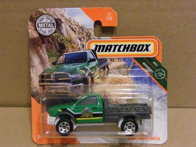 MATCHBOX - RAM WORK TRUCK