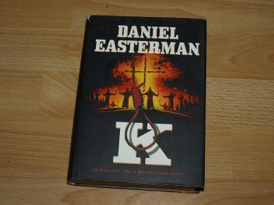 Daniel Easterman - K, kniha