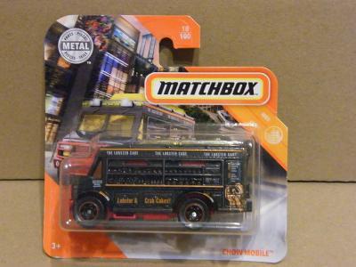 MATCHBOX - CHOW MOBILE