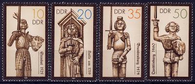 DDR 1987 **/ Mi. 3063-6 , komplet , /Z3/