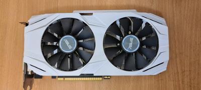 ASUS GeForce GTX 1060 DUAL