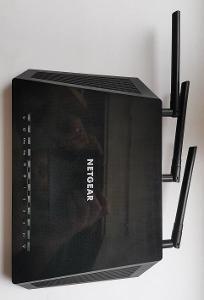 Netgear router R6400v2 - v záruce do 22.7.2022!